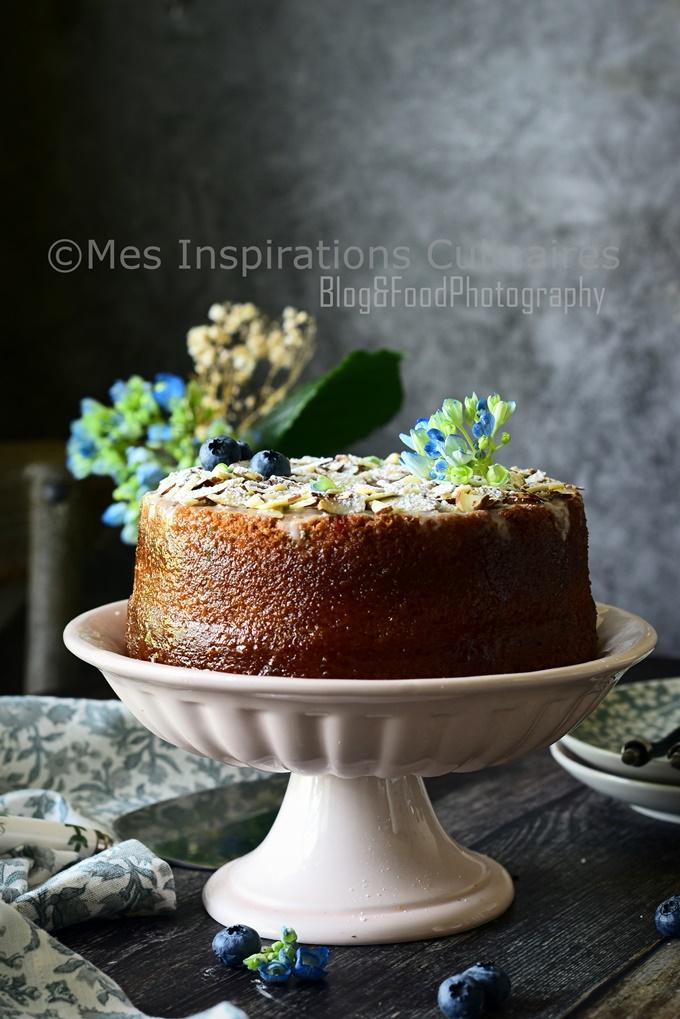 Recette Gâteau moelleux a la vanille
