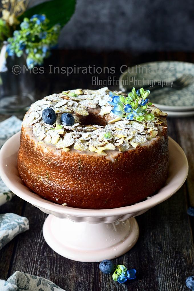 Gâteau moelleux et léger au confetti, recette facile