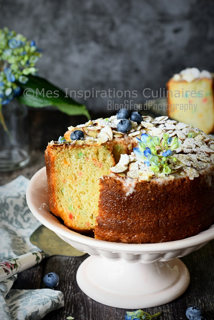 Le Gâteau moelleux