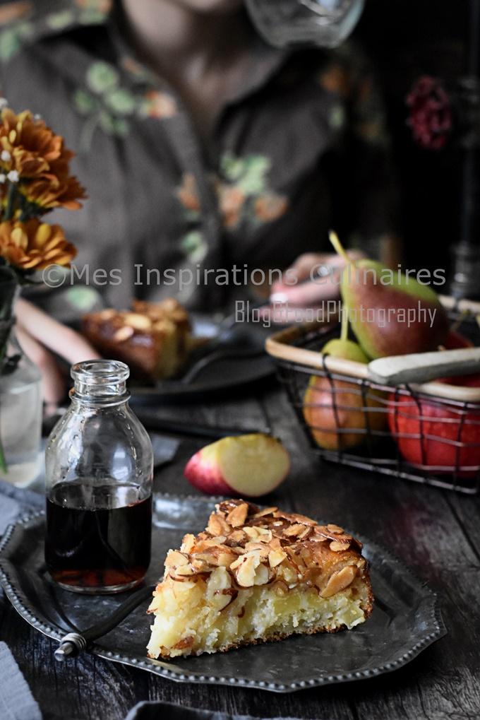 Recette Gâteau aux pommes Bernadette