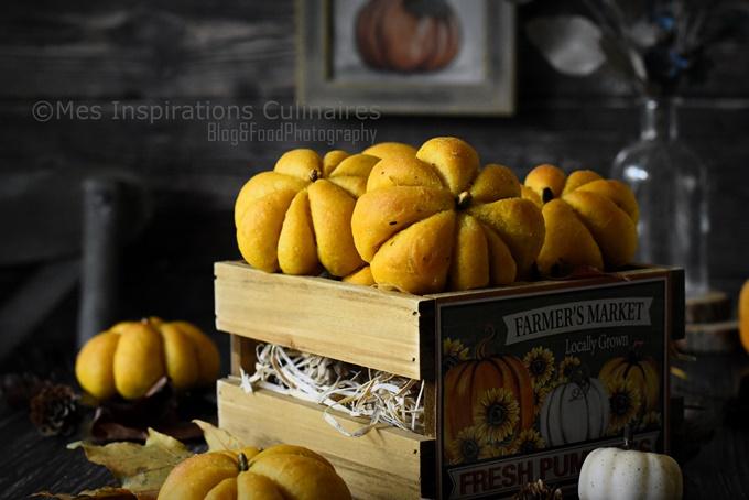 Pain au potiron aux épices d'automne
