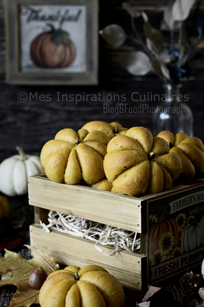 pain au potiron moelleux et leger