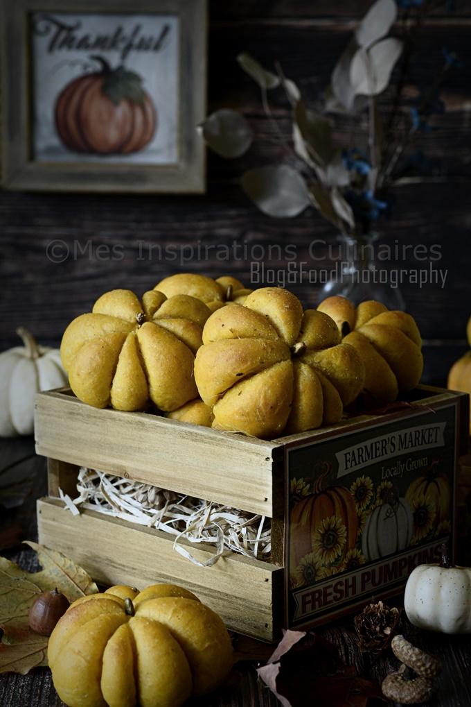 Pain au potiron aux épices d'automne recette facile