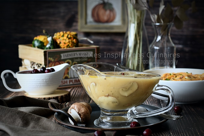 Sauce brune : recette maison