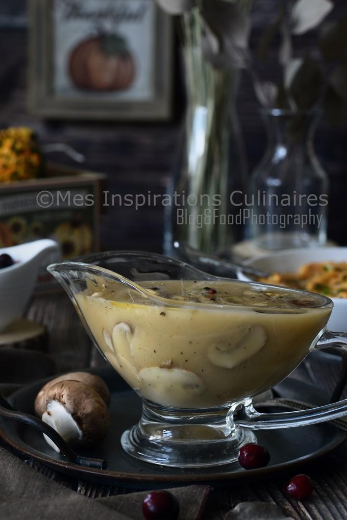 sauce brune gravy recette facile