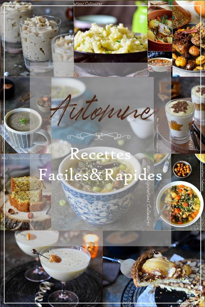 Plats D Hiver Idees De Recette Facile Et Rapide Le Blog Cuisine De Samar