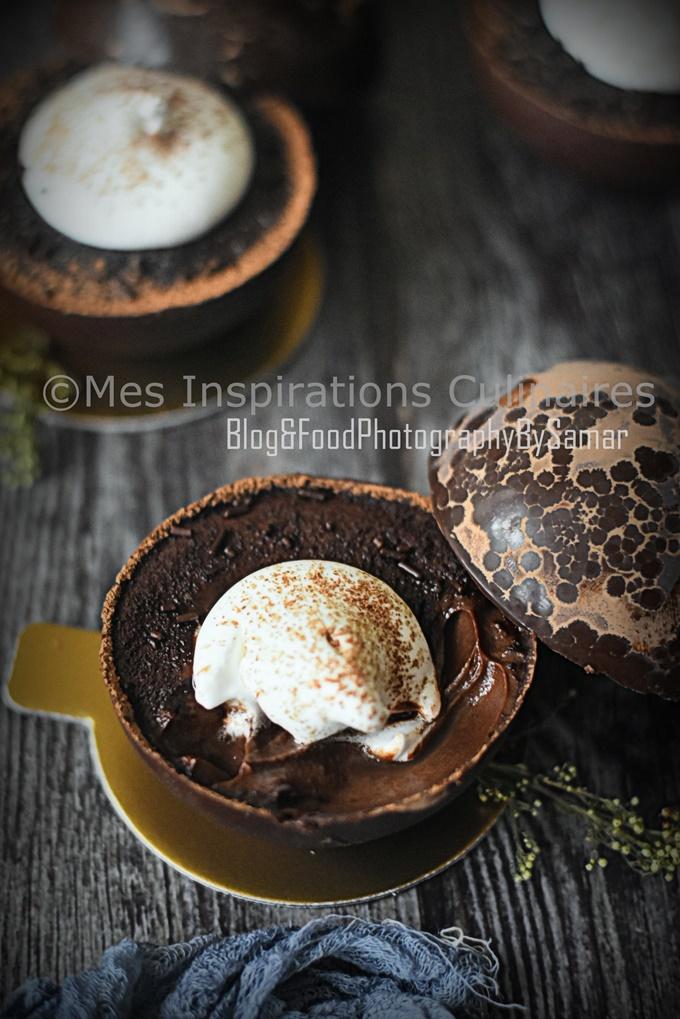 Mousse au chocolat façon Alain Ducasse