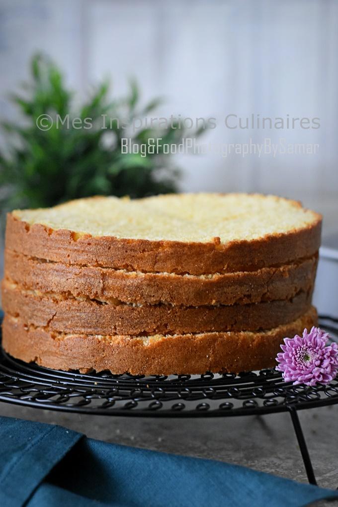 Molly cake, gâteau pour layer cake