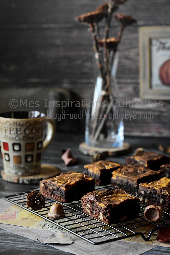 Le brownie aux noix