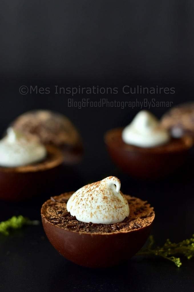 Recette Mousse au chocolat façon Alain Ducasse