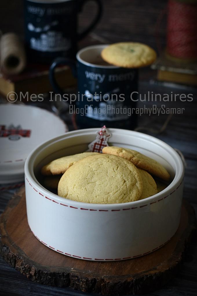 Biscuits sablé pour Noel