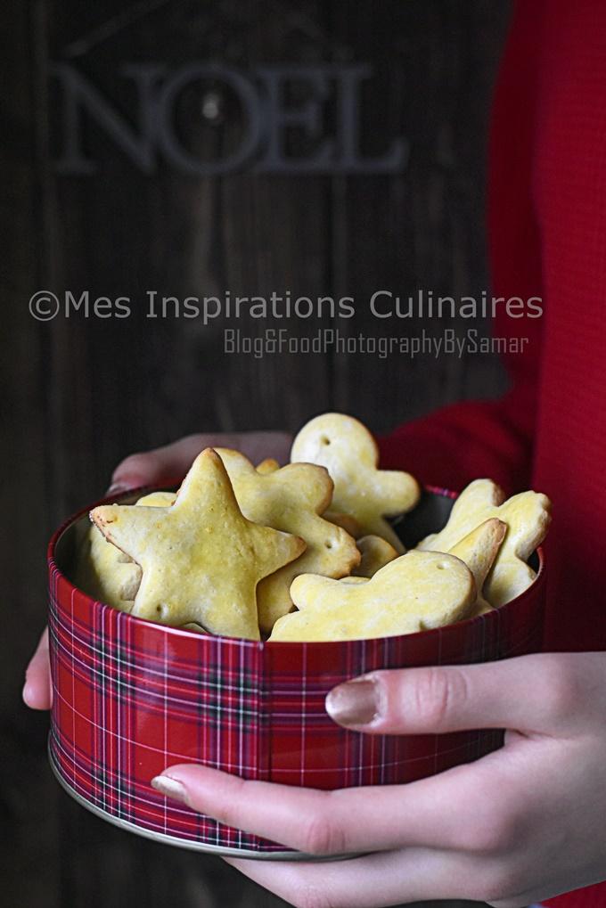 Butterbredele biscuits alsacien au beurre