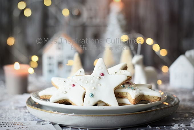 Biscuits de Noël alsaciens