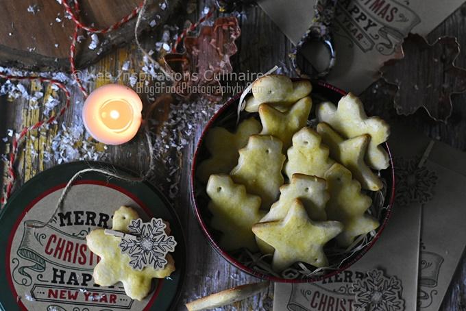 Butterbredele ou bredele alsacien au beurre