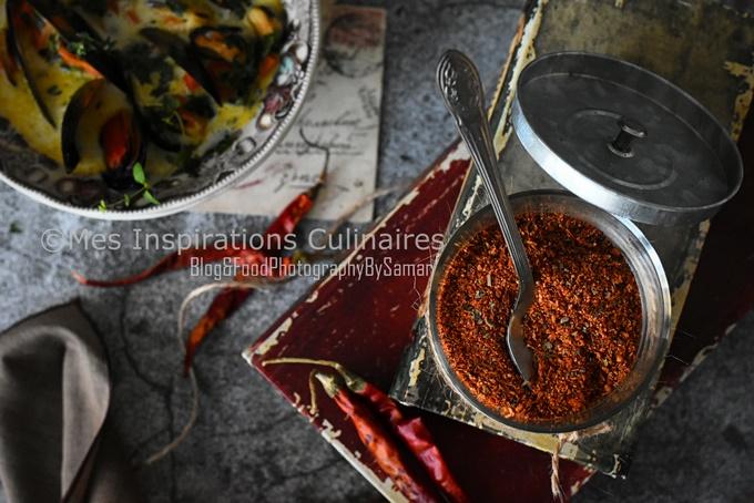 Épices Cajun recette fait maison