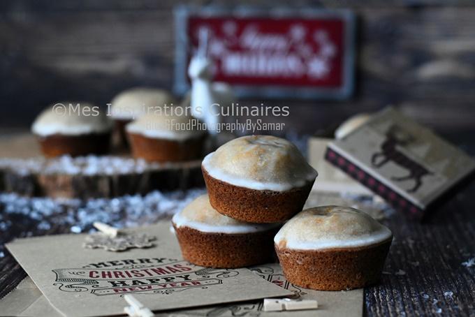 Nonnette de Dijon, biscuits au pain d'épices