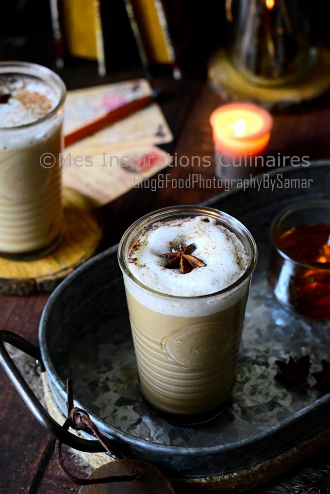 Masala Chai Latte maison