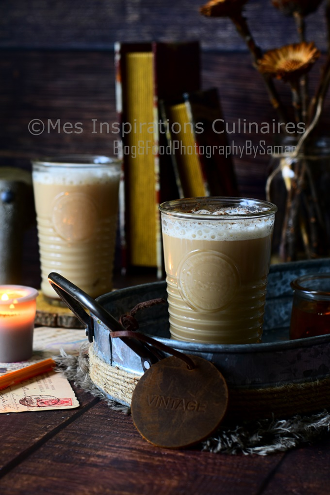 Chai latte recette maison