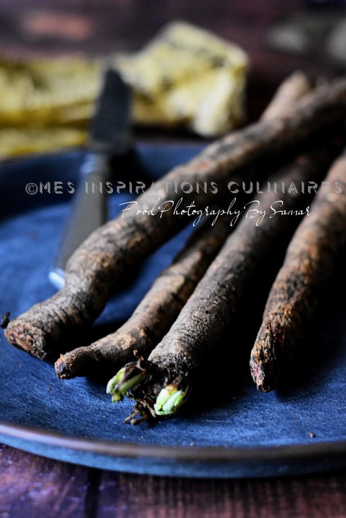 Le salsifis : légume ancien oublié