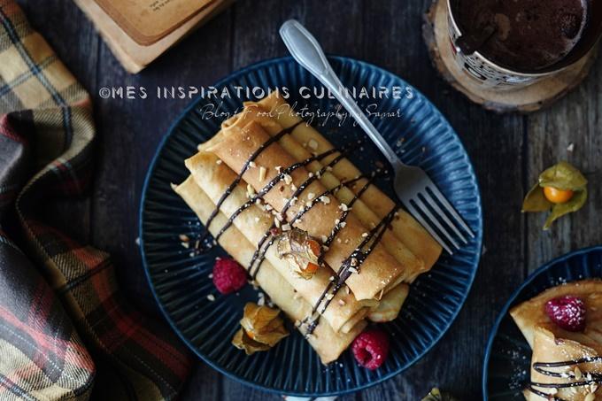Recette Pâte à crêpes légère et moelleuse