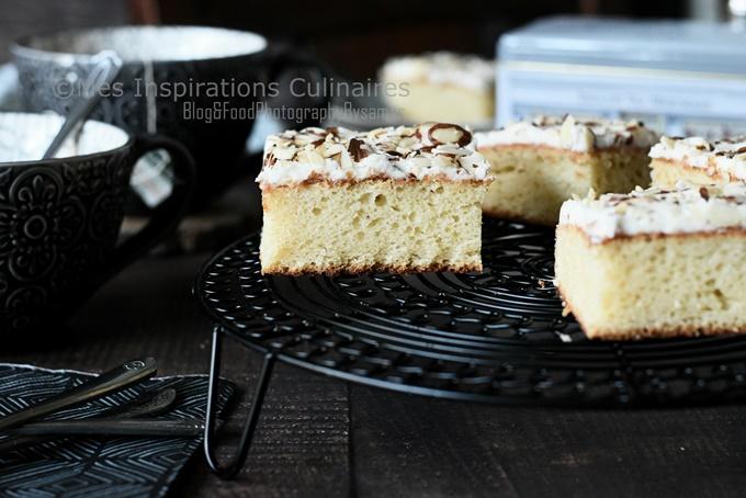recette gâteau moelleux nature