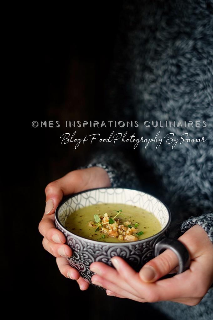 Recette soupe Salsifis