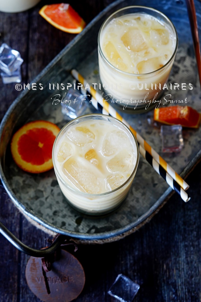 Cocktail à l'orange (Morir Soñando)
