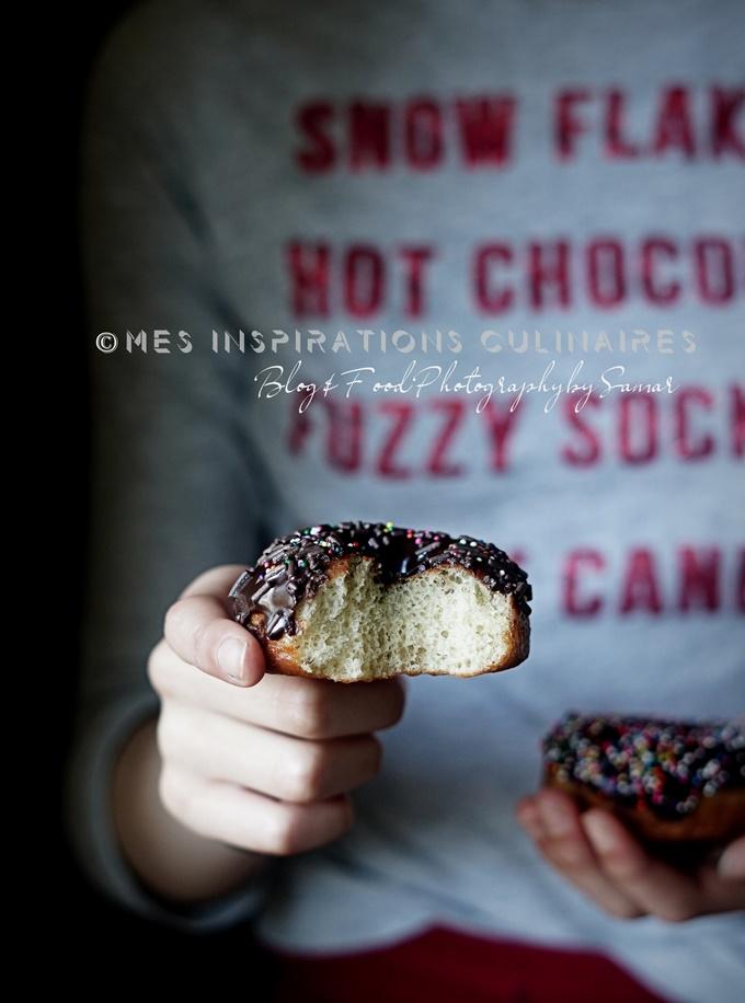 Les donuts américains