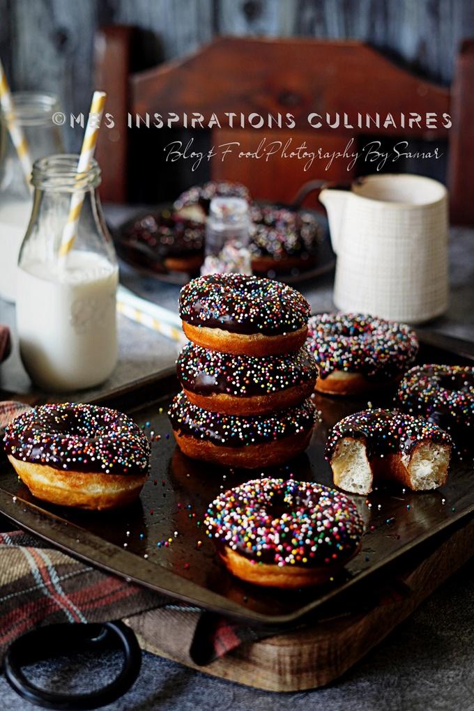recette donuts maison américains