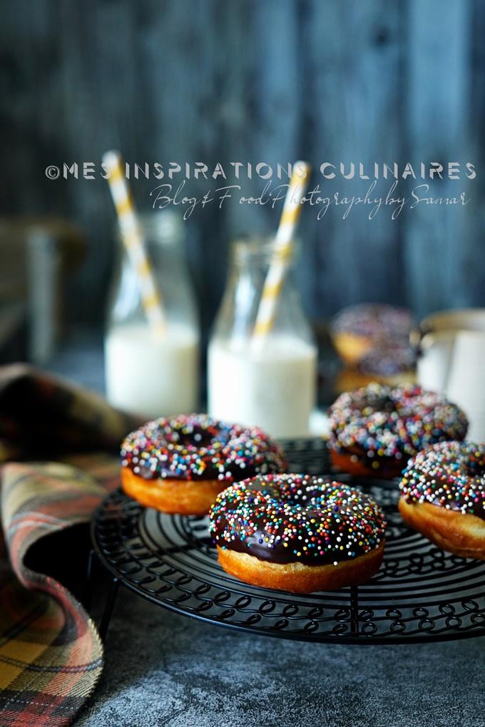 Les donuts américains maison