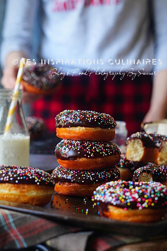 Les donuts, recette maison