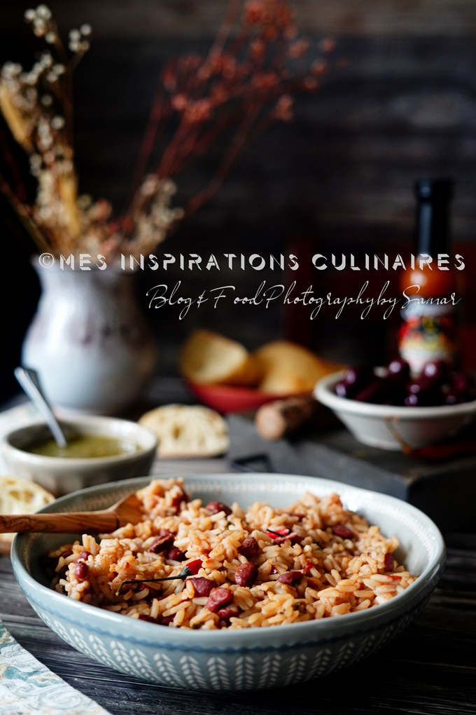 Riz aux haricots rouges (Moro de Habichuelas )