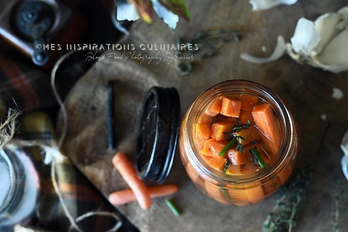 Les pickles fait maison