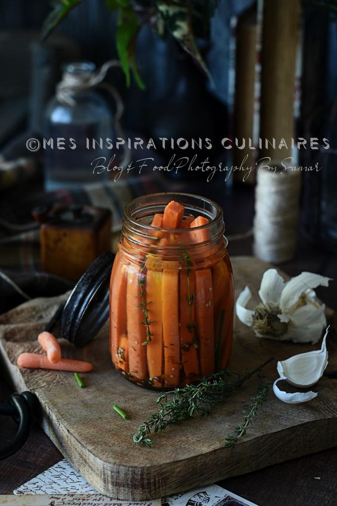comment realiser les pickles fait maison