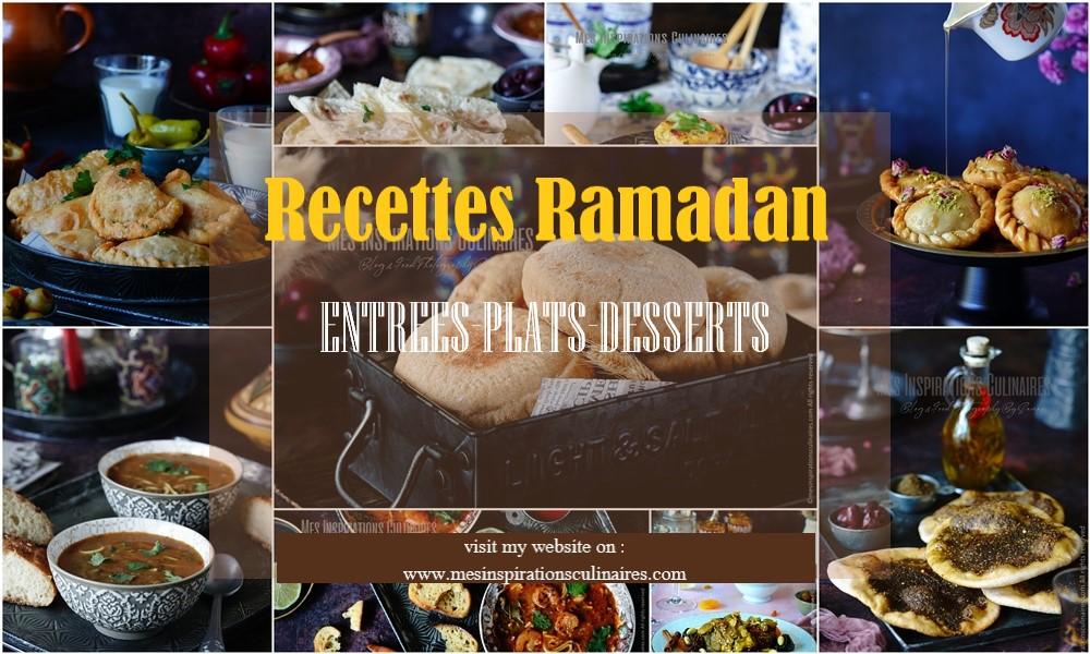 Recette Ramadan 2021