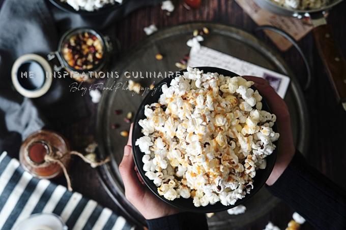 Recette pop-corn sucré ou salé