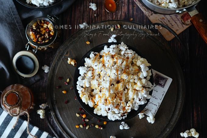 Le popcorn maison