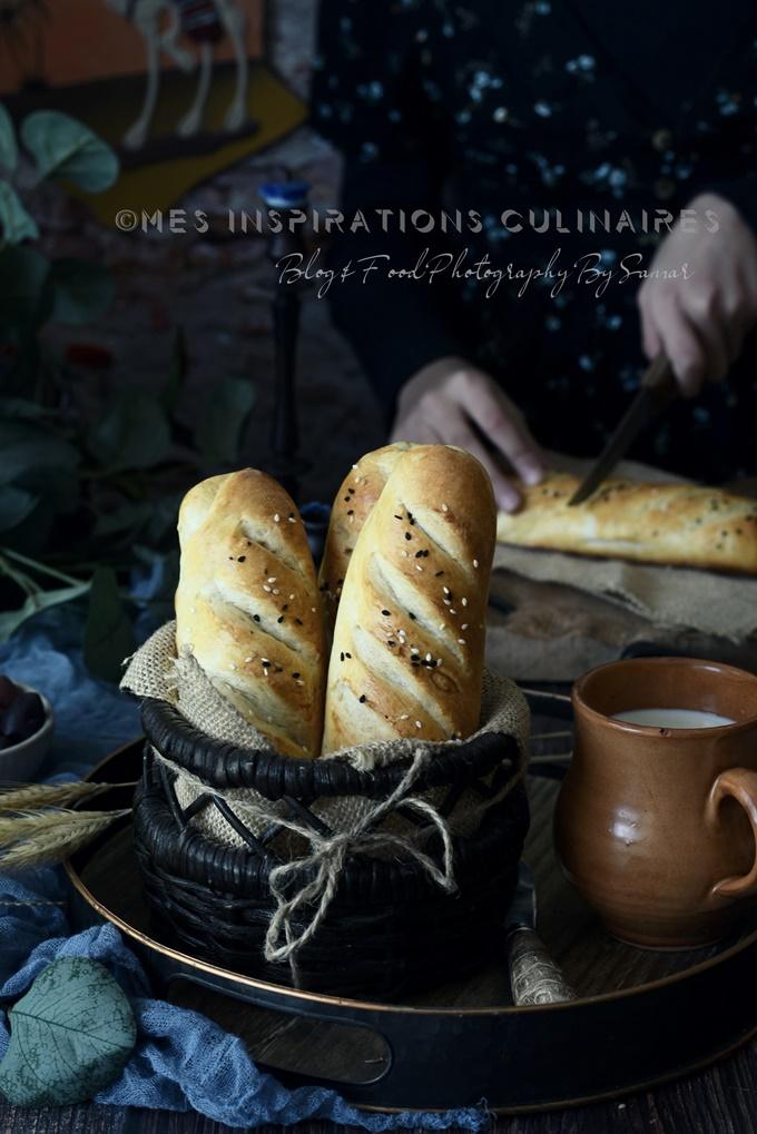 Recette Pain algerien brioché comme chez le boulanger