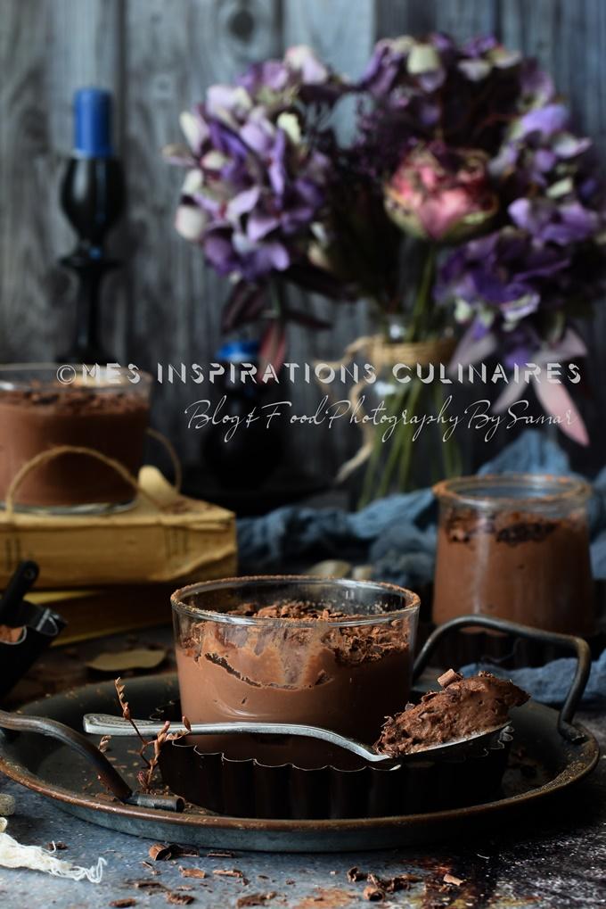 Pudding au chocolat italien Pudino Di Cioccolato