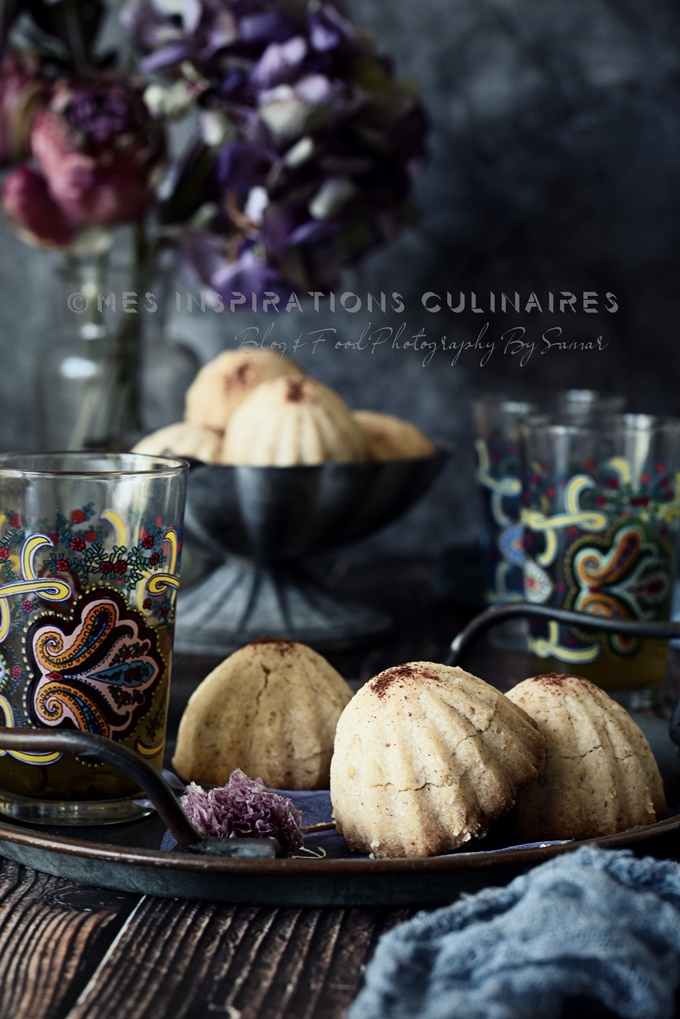 Ghoriba Bahla recette marocaine