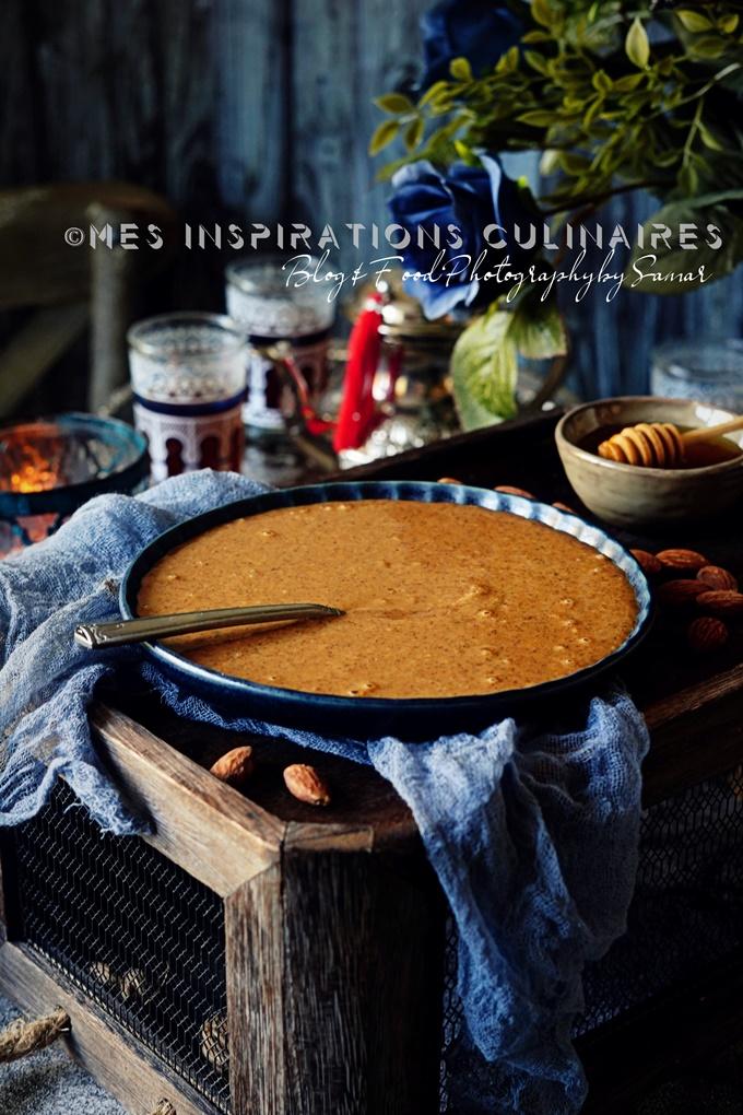 beurre d'amande marocain
