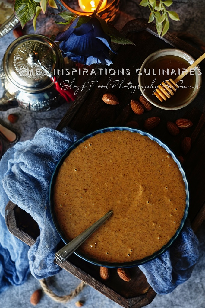Pâte a tartiner marocaine a l'huile d'Argan