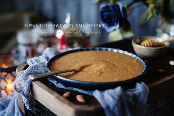 Amlou, Pâte a tartiner marocaine a l'huile d'Argan