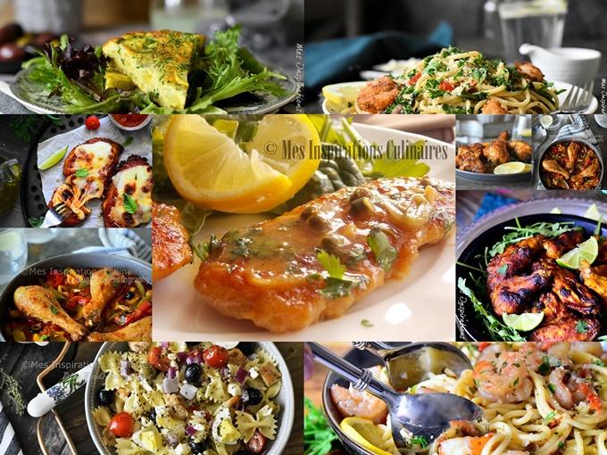Recette pour dîner en semaine (idées facile et rapide)
