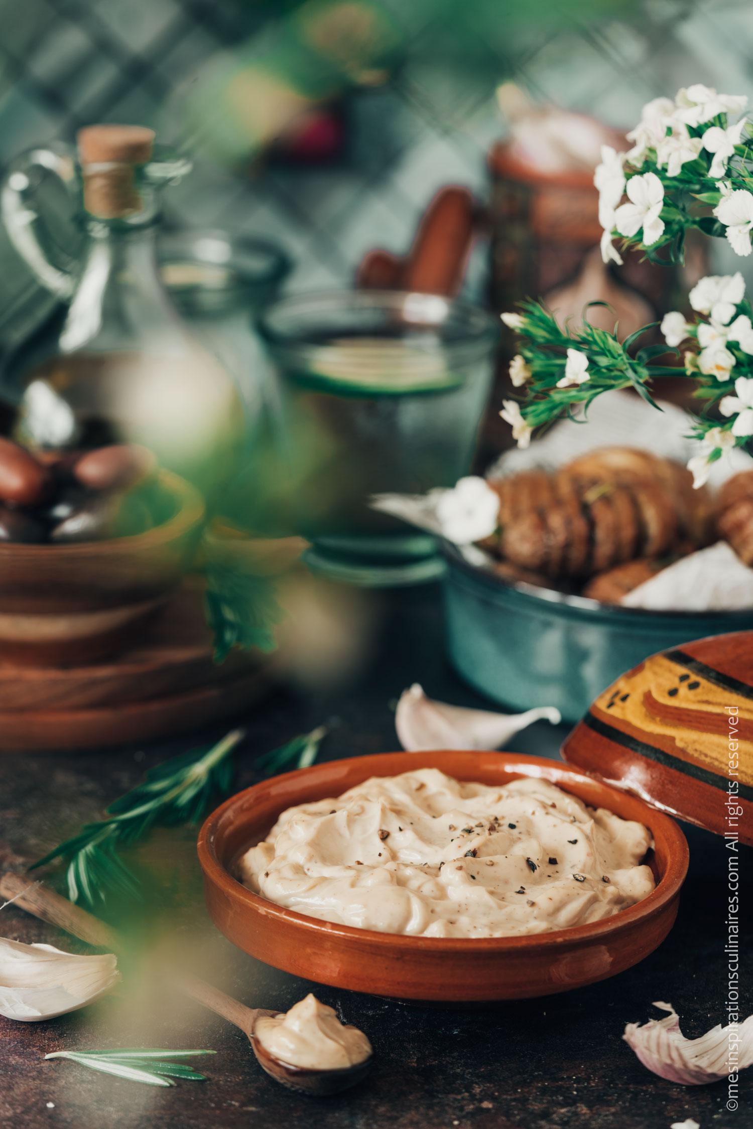 faire la sauce aïoli provençale maison