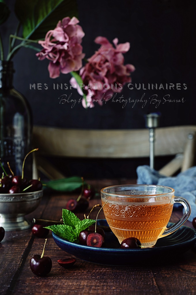 tisane aux queues de cerise