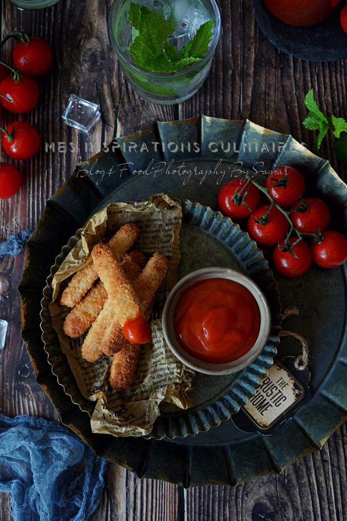 Ketchup maison aux tomates