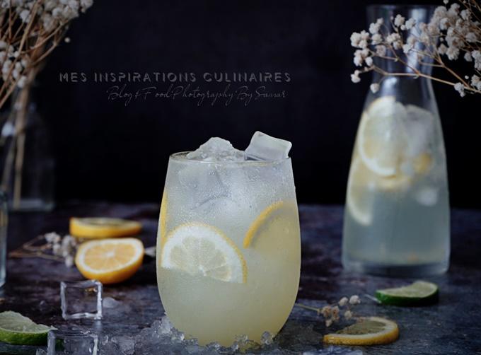 Citronnade recette maison