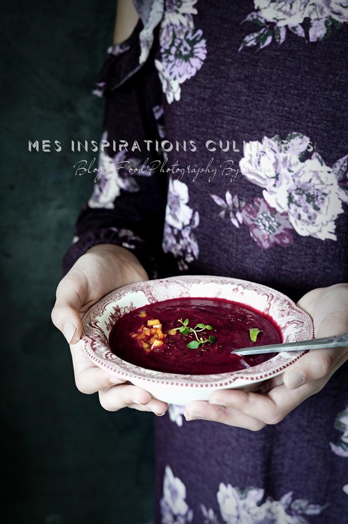 Recette soupe de betterave
