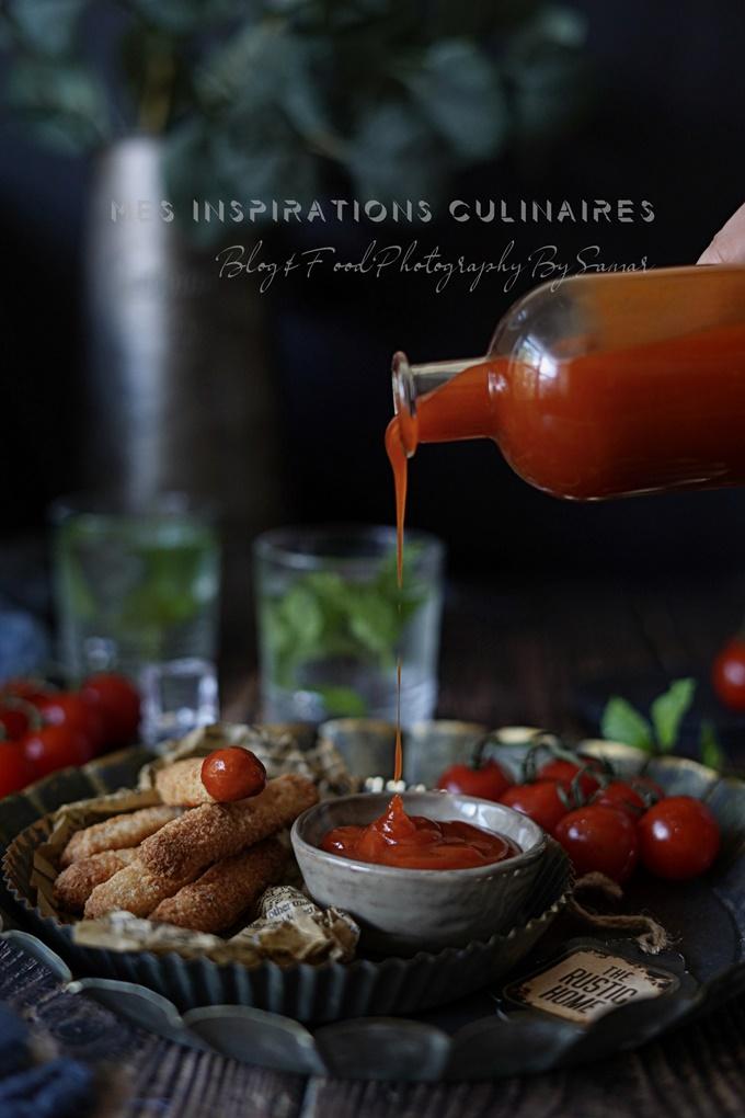sauce maison aux tomates